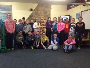 Year 7 Shared Education trip to Bushmills